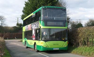1148 - HW09BCK - Newchurch (Watery Lane)