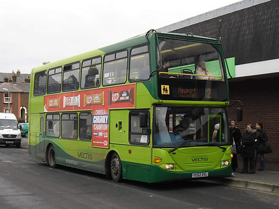 1051 - YU52XVL - Shanklin (Carter Avenue) - 13.2.12
