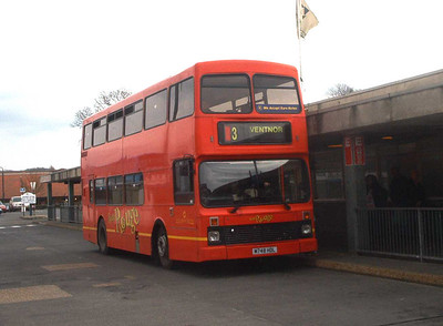 748 - M748HDL - Newport (old bus station) - 6.3.04