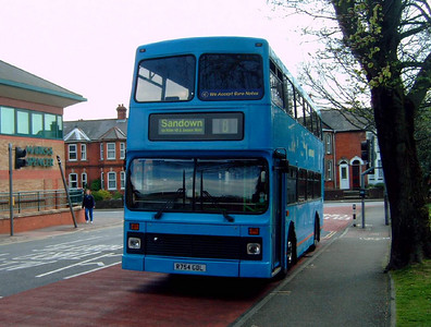 754 - R754GDL - Newport (Church Litten) - 29.4.06