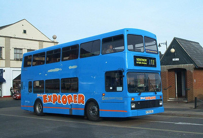 756 - R756GDL - Newport (bus station) - 30.10.03