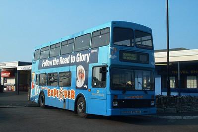 755 - R755GDL - Ryde (bus station) - Spring 2003