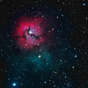 M20 The Trifid Nebula