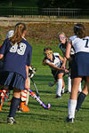Nikki gets the first goal of the season in the 3-0 win vs NCD