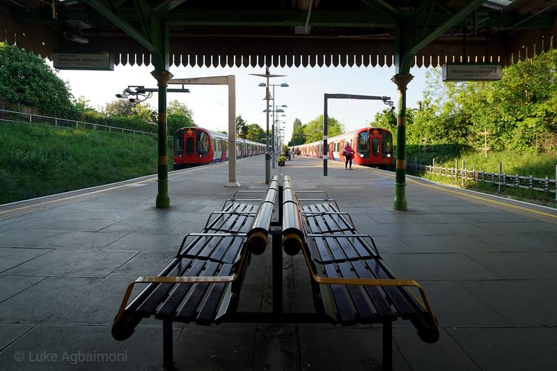 Southfields Station