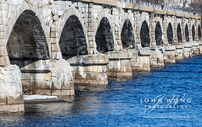 Fenimore Bridge - South Glens Falls / Hudson Falls, NY - John Wong Photography (South Glens Falls, NY)