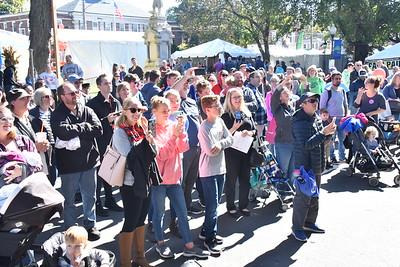 Southington Apple Harvest Festival - Saturday October 5, 2019