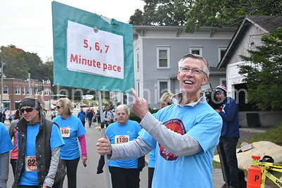 Southington Apple Harvest Festival - Road Race and Little Fritter Run - Sunday, October 6, 2019