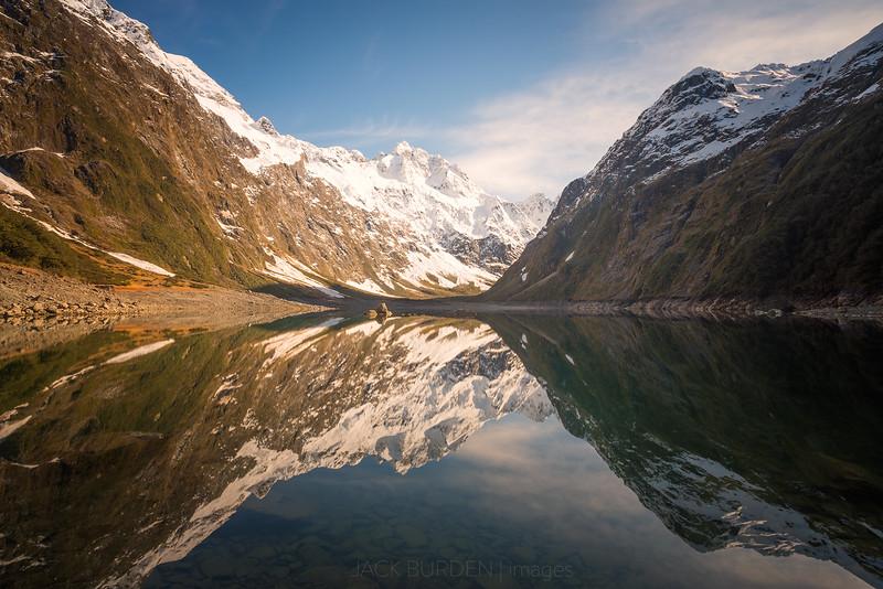 Lake Marian Reflections