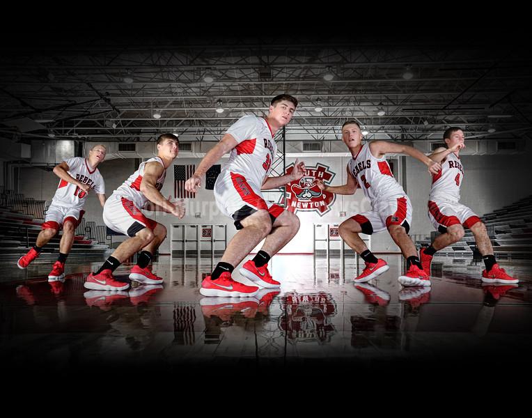 Boys Basketball Poster Photo