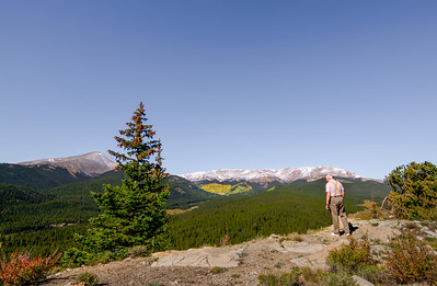Boreas Pass Overlook