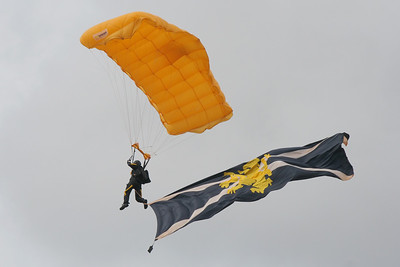 Golden Lions Freefall Team