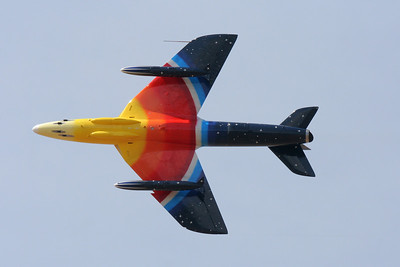 Hawker Hunter F58A, Miss Demeanor