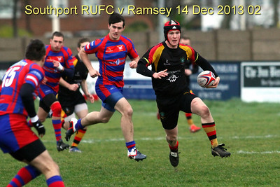 Southport v Ramsey 13Dec2013