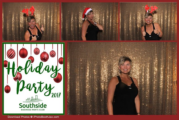 Southside Buisness Men's Club Holiday Party