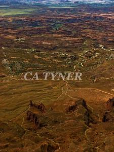 Needles Overlook Canyonlands N P Utah