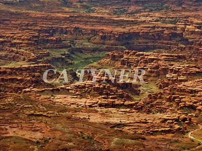 Needles Overlook Canyonlands N P Utah 3