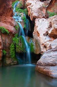 Elves Chasm Falls