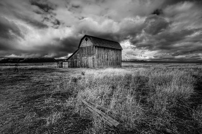 The Ghost and the Barn
