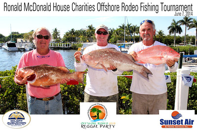 RMHC OffShore Rodeo 2014