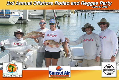 RMHC Offshore Rodeo Fishing
