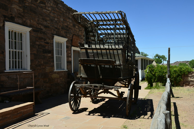 Hubbell Trading Post, National Historic Site, Ganado, Arizona