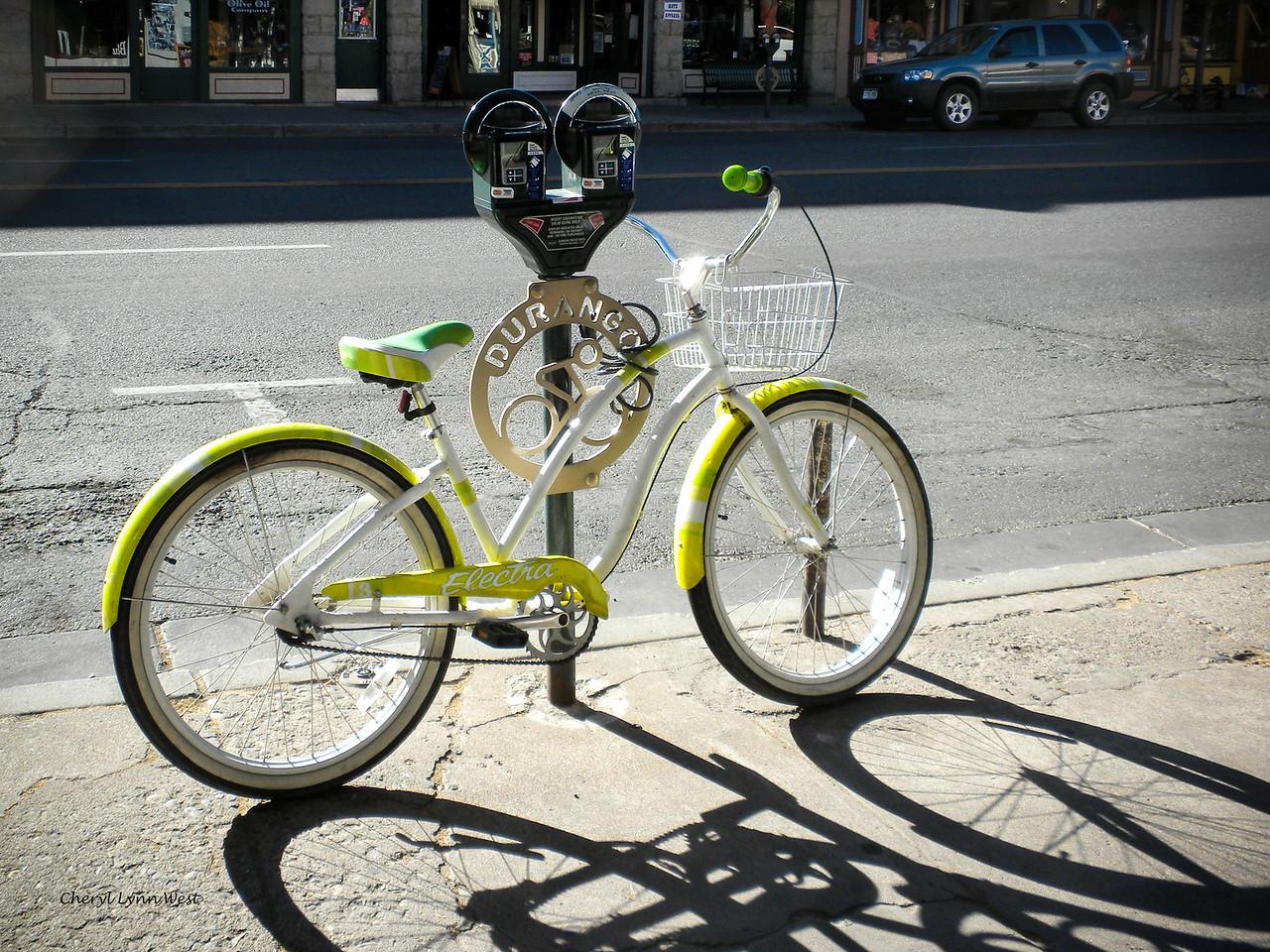 Durango, Colorado - Bicycle parking