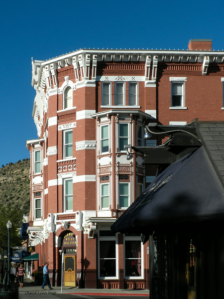 Diamond Belle Saloon in downtown Durango, Colorado
