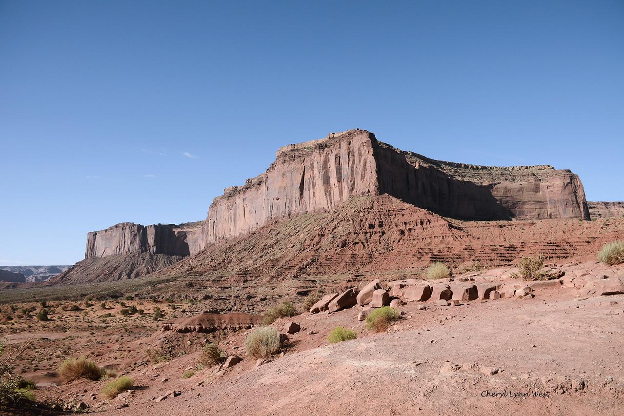 Mitchell Mesa Monument Valley, Arizona