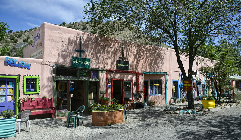 Madrid, New Mexico - Artists' galleries