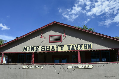 Madrid, New Mexico - Bar and restaurant, a local gathering place
