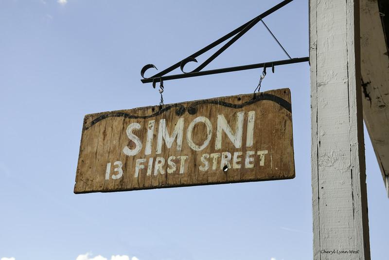 Cerrillos, New Mexico - The Simoni Store