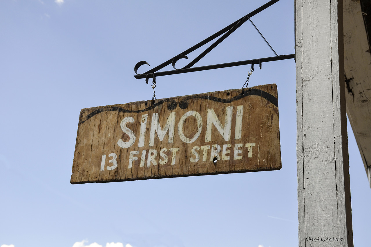 Cerrillos, New Mexico - The Simoni Store