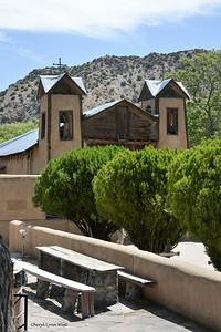 El Santuario de Chimayó, New Mexico