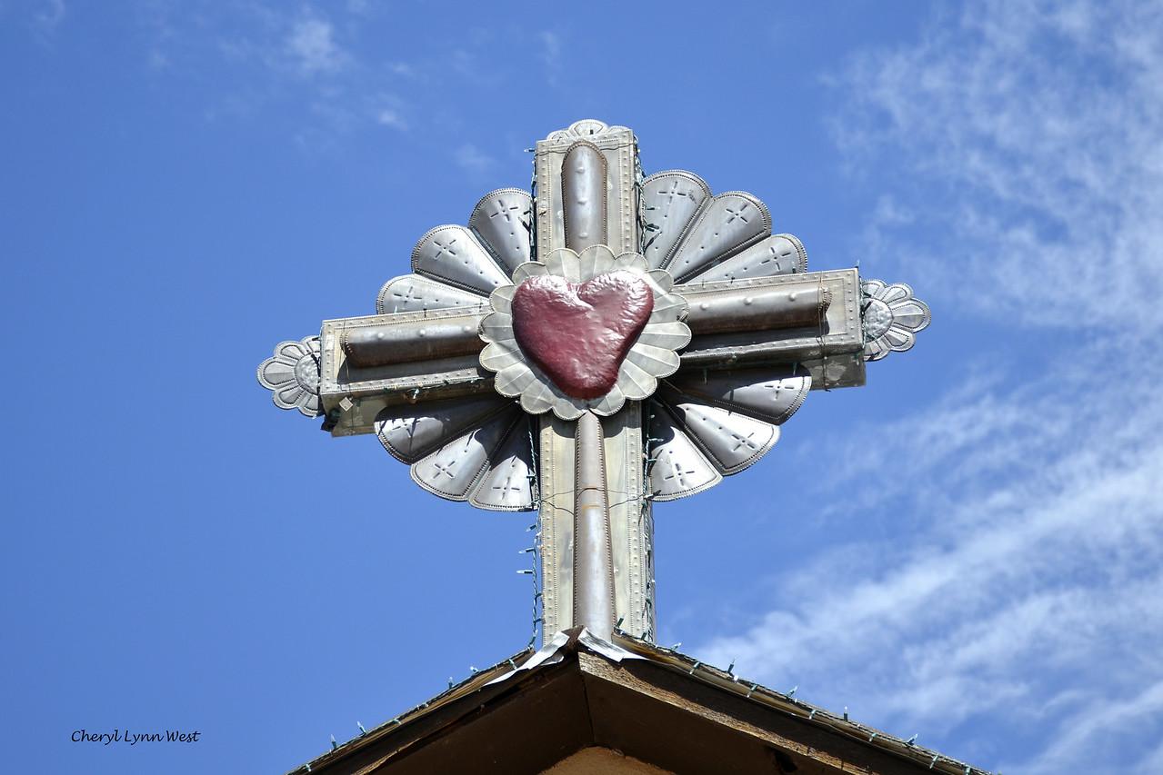 El Santuario de Chimayó, New Mexico -