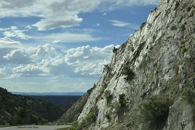 Road to Taos, New Mexico