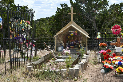 Los Llanitos Cemetery, New Mexico