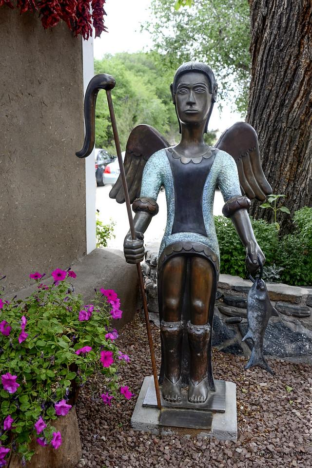 Rancho de Chimayo Restaurant, New Mexico
