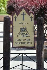 "El Santuario de Chimayó, New Mexico - also known as the ""Lourdes of America"""
