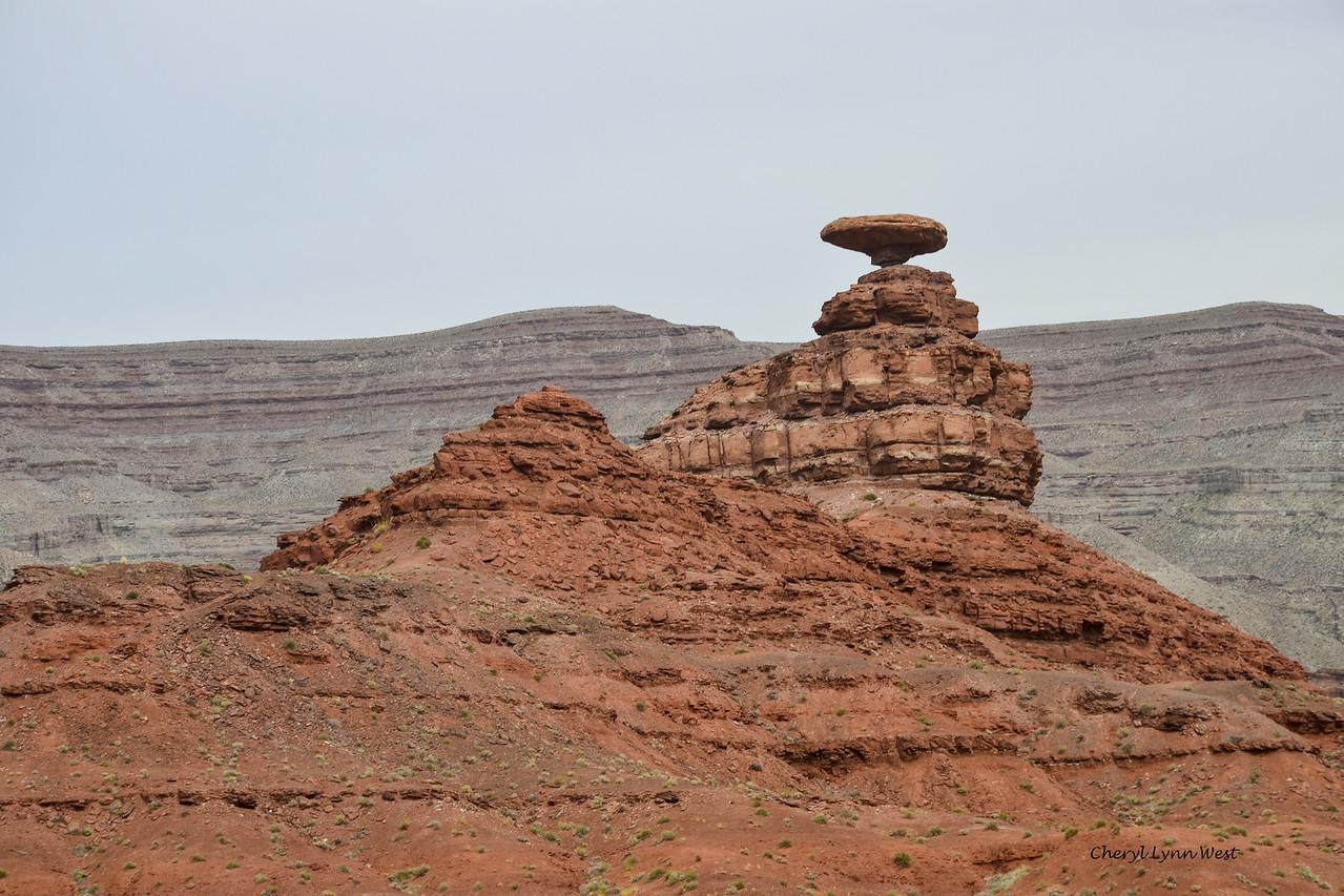 Utah countryside - Mexican Hat