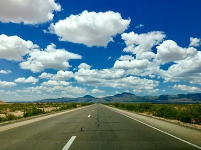 Road to El Paso