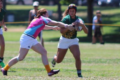 Southwest Rugby  - Varsity Game #1