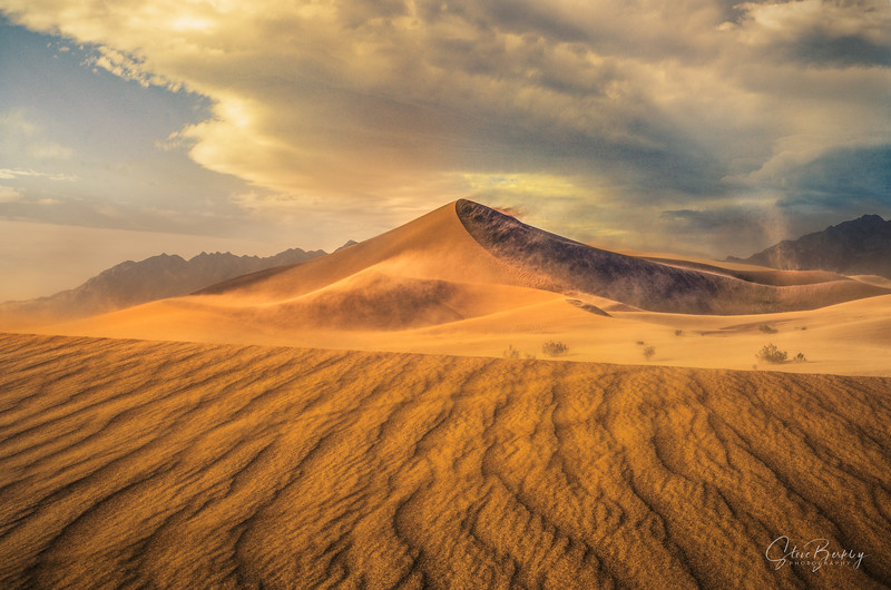 Sandstorm at Ibex 4