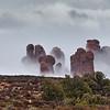 Mist and Pillars