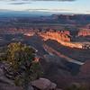 Sun breaks in the Canyon