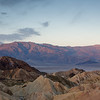 High Sierra's from Zabriskie Point
