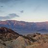 High Sierra's from Zabriskie Point