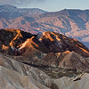 High Sierra's from Zabriskie Point #3