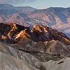 High Sierra's from Zabriskie Point #3