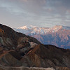 High Sierra's from Zabriskie Point #2